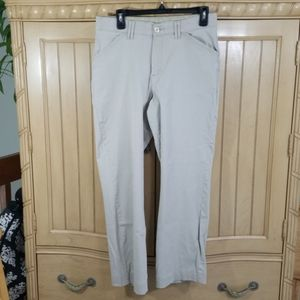 💥5$25💥Lee Comfort Stretch Waist Khakis, sz 10P